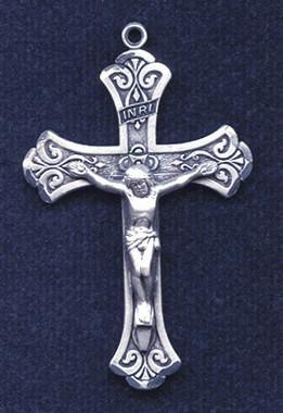 Floral Crucifix