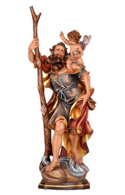St. Christopher Statue