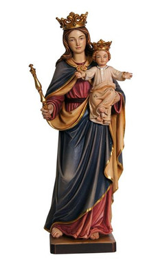 Our Lady Help of Christians Statue