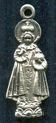 """Holy Infant Figurine - .75"""" - Sterling Silver"""