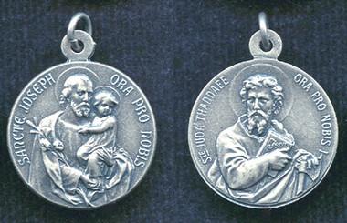 St. Joseph / St. Jude Medal