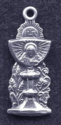 Holy Eucharist Figurine