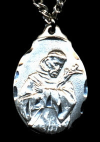 St. Francis of Assisi Medal