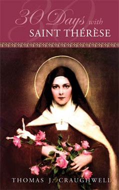 30 Days with St. Therese Book