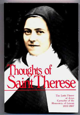 Thoughts of St. Therese Book