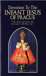 Devotion to the Infant of Prague booklet