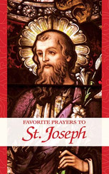 Favorite Prayers to St. Joseph Booklet