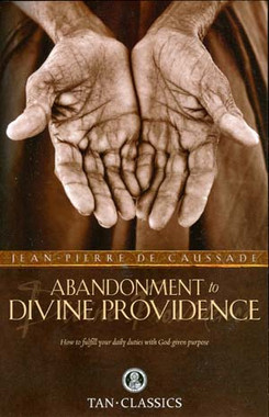 Abandonment to Divine Providence Book