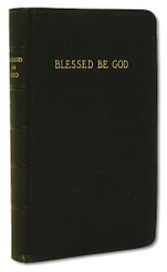 Blessed Be God Book