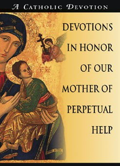 Devotions in Honor of Our Mother of Perpetual Help Book