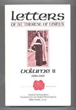 Letters of St. Therese, Volume II