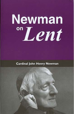 Newman on Lent - book