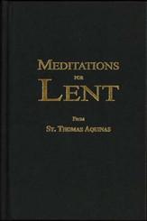 Meditations for Lent - Book