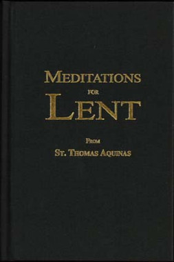 Meditations for Lent - Book