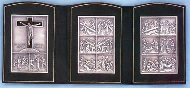 Way of Cross Triptych