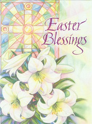 Sisters of carmel easter greeting cards easter blessings greeting card m4hsunfo