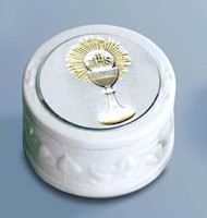 Holy Eucharist Rosary Box - 1