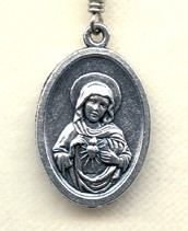 Sorrowful and Immaculate Heart of Mary Medal