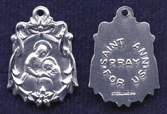 St. Ann Medal