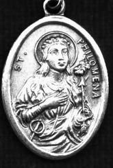 St. Philomena Medal