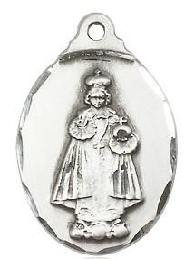 Holy Infant of Prague Medal