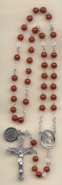 SAMPLE Sterling Silver Holy Face Chaplet