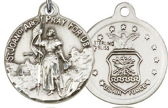 St. Joan of Arc Air-force Medal