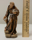 "Miniature Statue - St. Francis 4.5"""