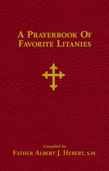 A Prayerbook of Favorite Litanies