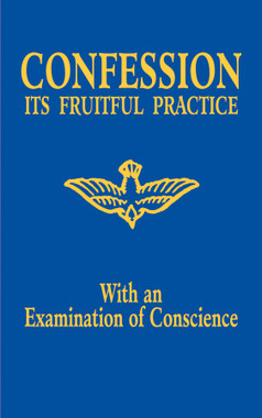Confession - Its Fruitful Practice