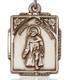 Gold Filled St. Peregrine Medal
