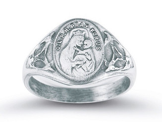 Our Lady of Mount Carmel Ring