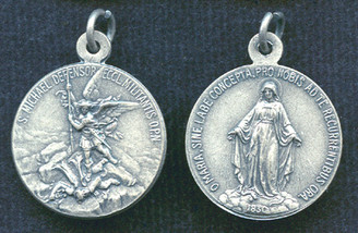 St. Michael / Miraculous Medal