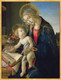 Virgin Teaching the Infant Jesus Christmas Cards