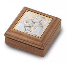 Holy Family Rosary Box