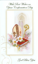 Best Wishes Confirmation Greeting Card