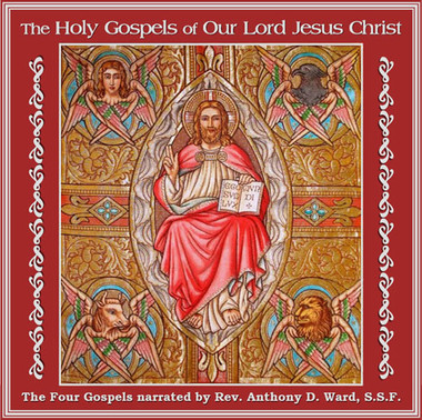 The Holy Gospels of Our Lord Jesus Christ - Audio Download