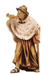 Shepherd with Horn