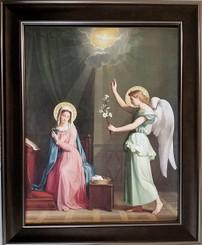 Annunciation Religious Art Print