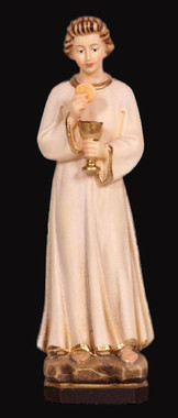 Angel of Portugal Statue Woodcarving