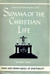 Summa of the Christian Life, Volume III