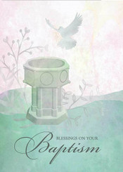 Sisters of carmel baptism greeting cards blessings on your baptism m4hsunfo