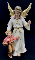 Guardian Angel with Boy - Discounted