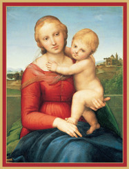 Madonna and Child Christmas Cards (Artist: Cowper)