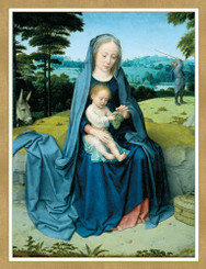 The Rest on the Flight into Egypt Christmas Cards