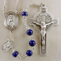 Lapis Our Lady of Fatima Rosary