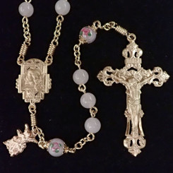 Rose Quartz Rosary