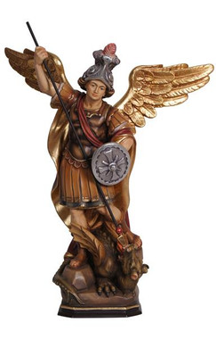 St. Michael the Archangel Statue - Style 2