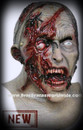 Deluxe Arachnophobia Zombie Latex Mask Creature,Mascara