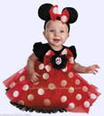 Disney Minnie Mouse Baby/Infant Costume